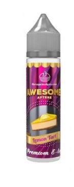 Lemon tart, Awesome afters 50 ML